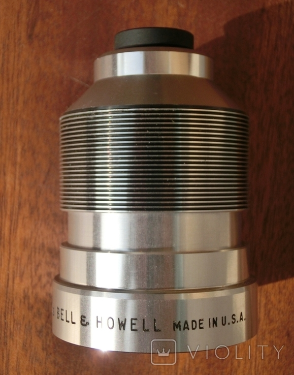 Bell Howell 16mm 2inch F1.6, фото №6