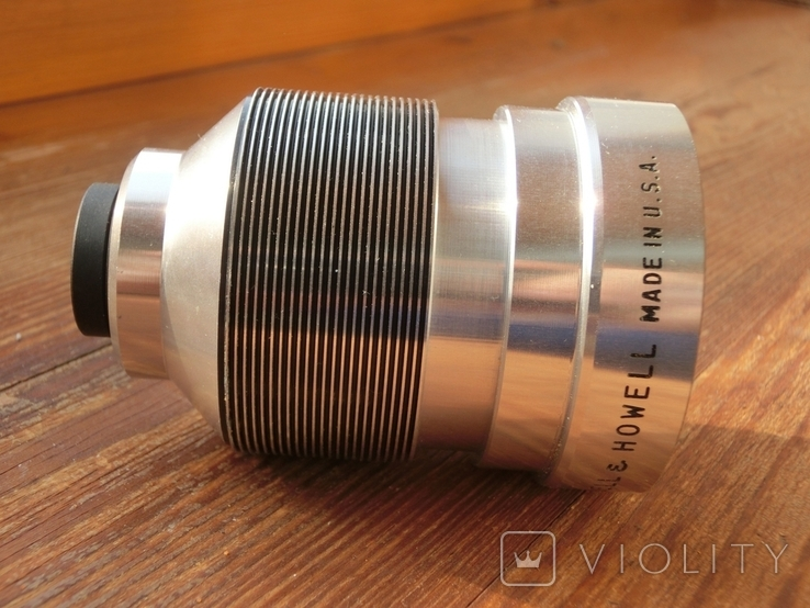 Bell Howell 16mm 2inch F1.6, фото №10