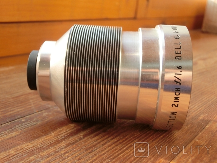 Bell Howell 16mm 2inch F1.6, фото №11