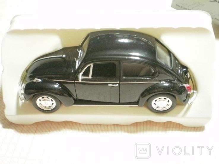 Модель автомобиля Volkswagen Beetle, фото №4