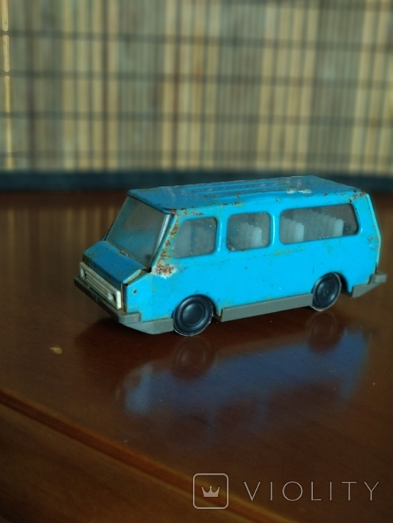 Машинка СССР. 91 87 КИТ, фото №2