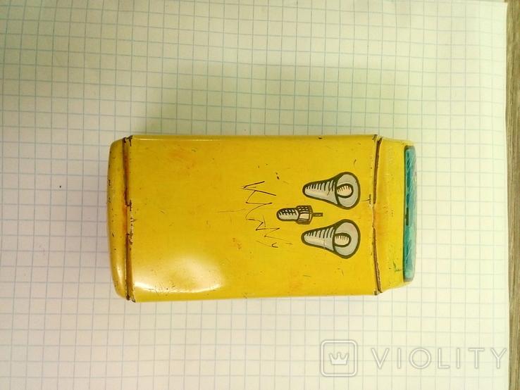 Игрушка, машинка жестяная, милиция , СССР, фото №9