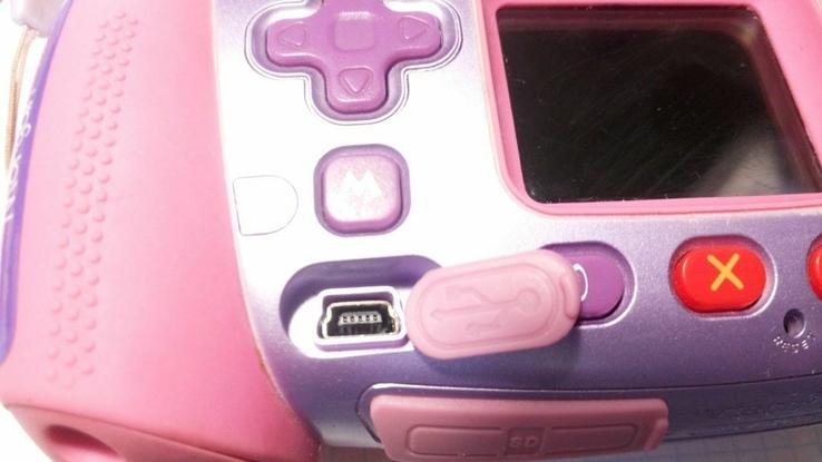 Фотоаппарат детский с играми, фото №4