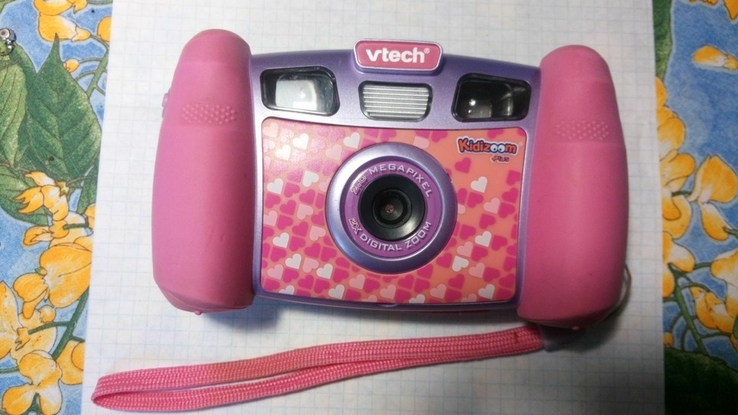 Фотоаппарат детский с играми, фото №7