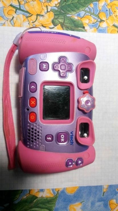 Фотоаппарат детский с играми, фото №8