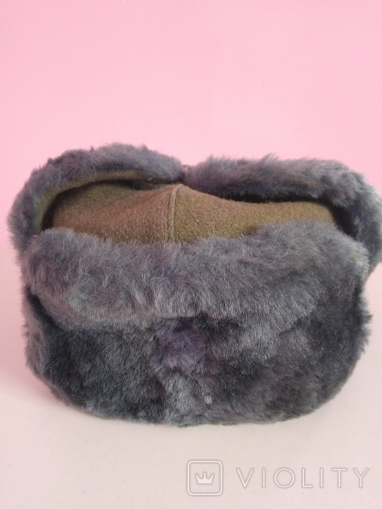 Офіцерська зимова шапка, фото №4