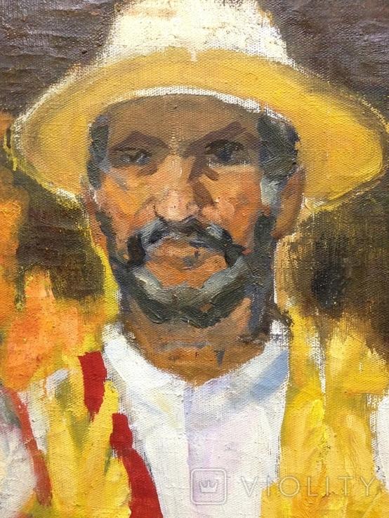 Соцреализм С Хлебом-Солью 1974 г., Беспалов Иван Николаевич (1908-1988), фото №6