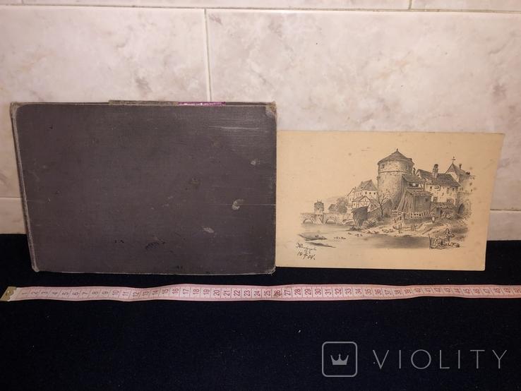 Альбом художника Болдырева, фото №2