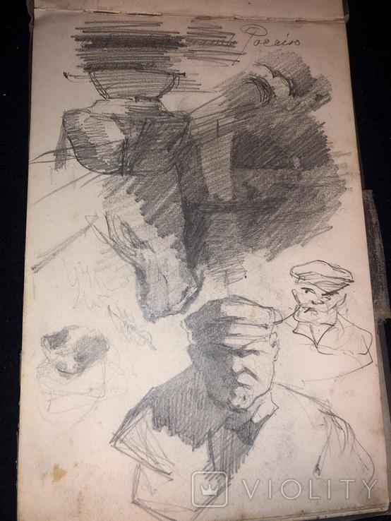 Альбом художника Болдырева, фото №6