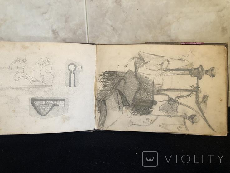 Альбом художника Болдырева, фото №7