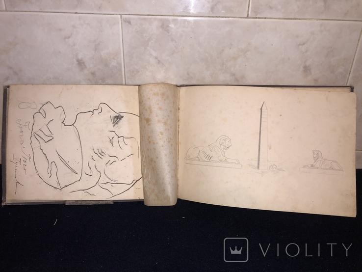 Альбом художника Болдырева, фото №12