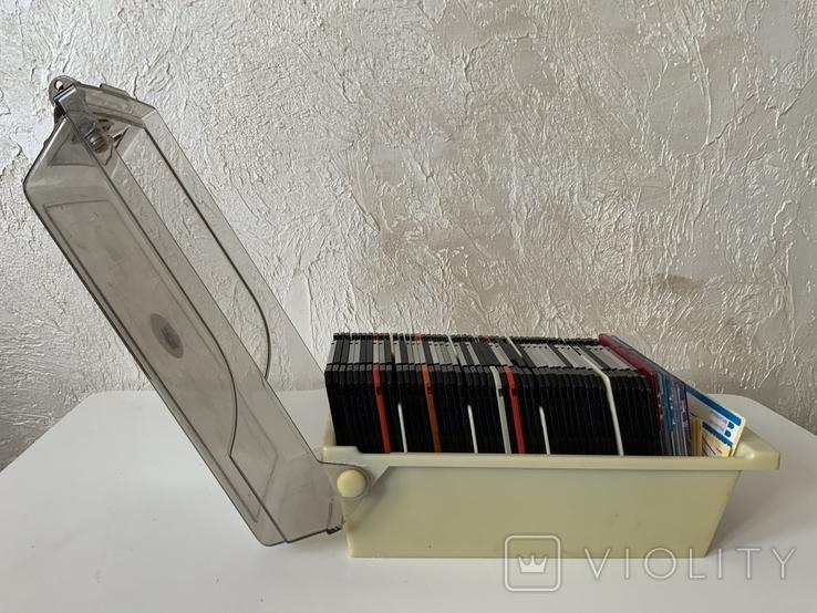 Гибкие диски 49 штук, фото №2