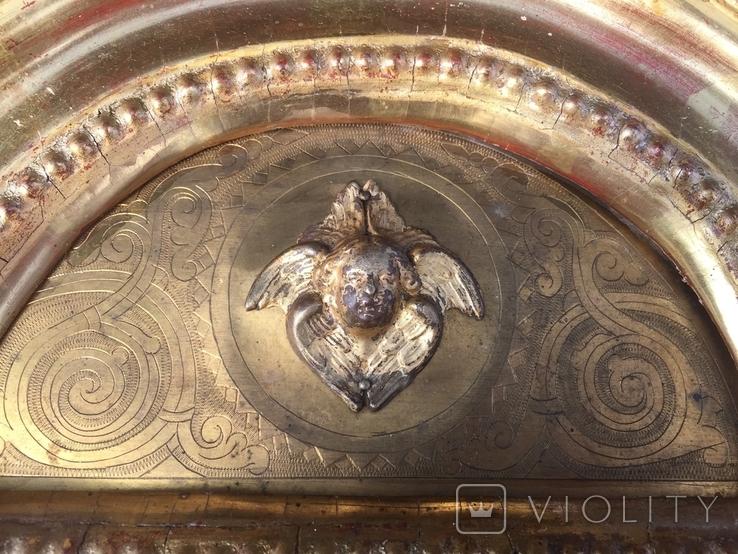 Икона Богородица Иверская, фото №12