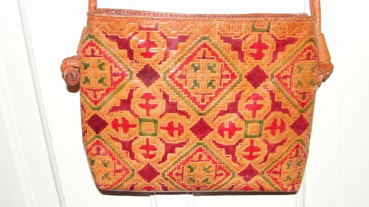 Оригинальная сумочка из натуральной кожи, фото №3