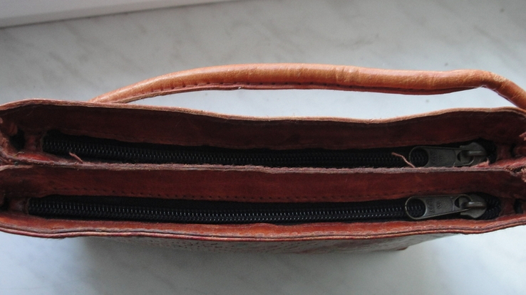 Оригинальная сумочка из натуральной кожи, фото №5