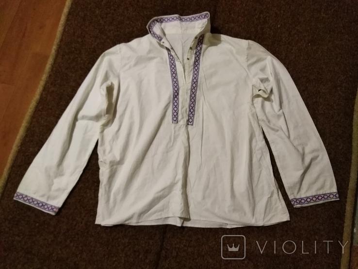 Вышитая рубаха N 1, фото №2