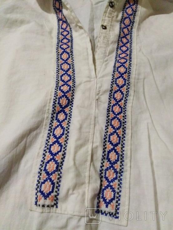 Вышитая рубаха N 1, фото №5