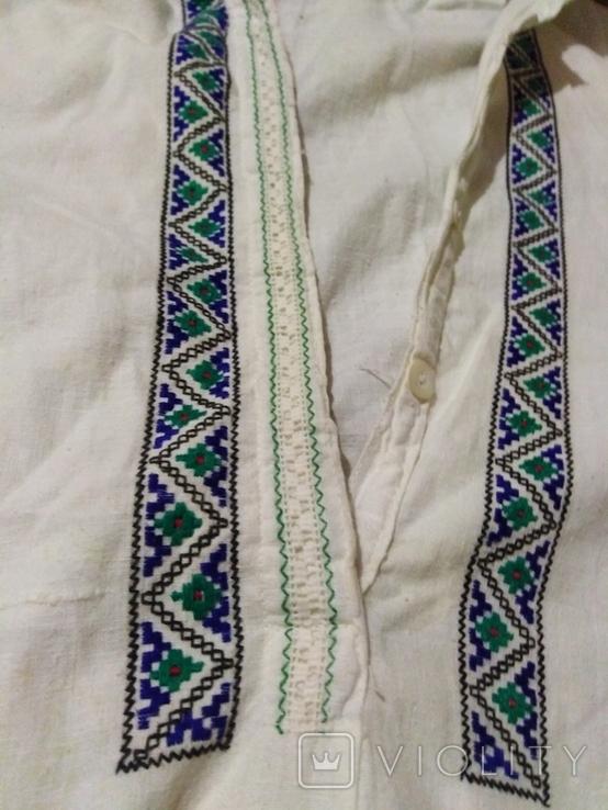 Вышитая рубаха N 2, фото №6