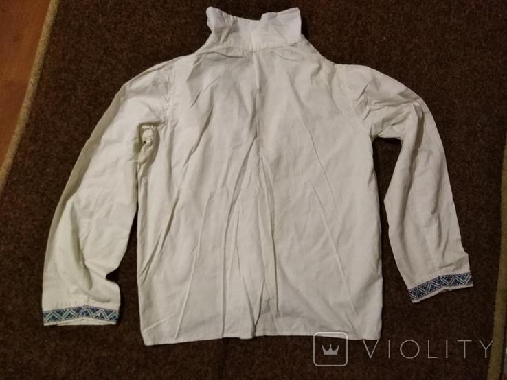 Вышитая рубаха N 2, фото №8