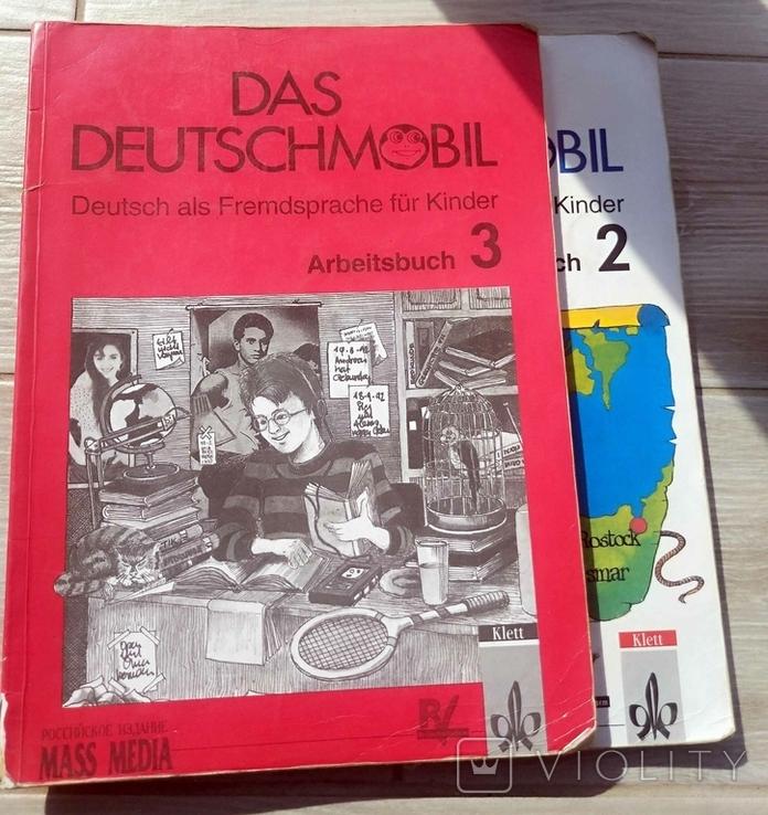 Das deutschmobil учебники, фото №7