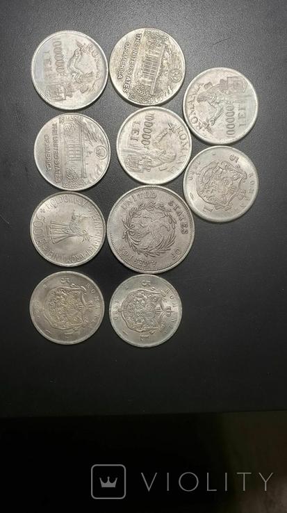 10 монет. Копии., фото №2