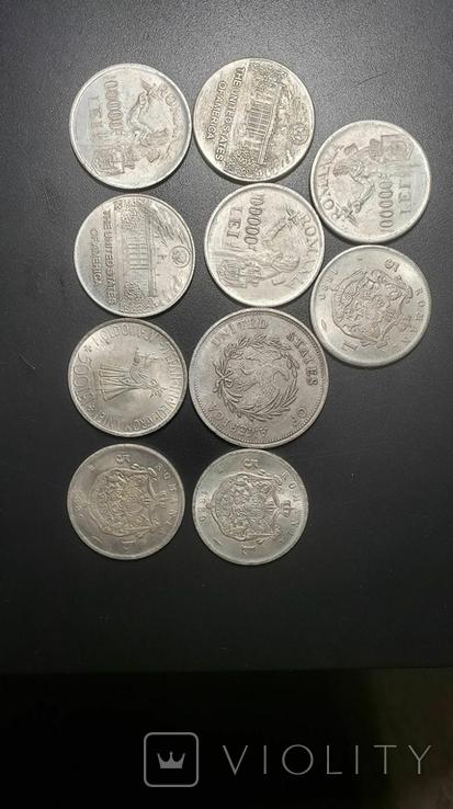10 монет. Копии., фото №3