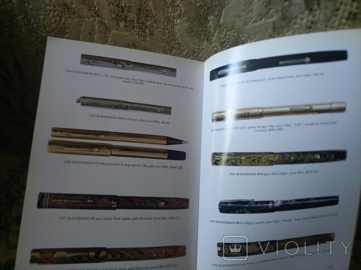 Каталог перьевых ручек, фото №7