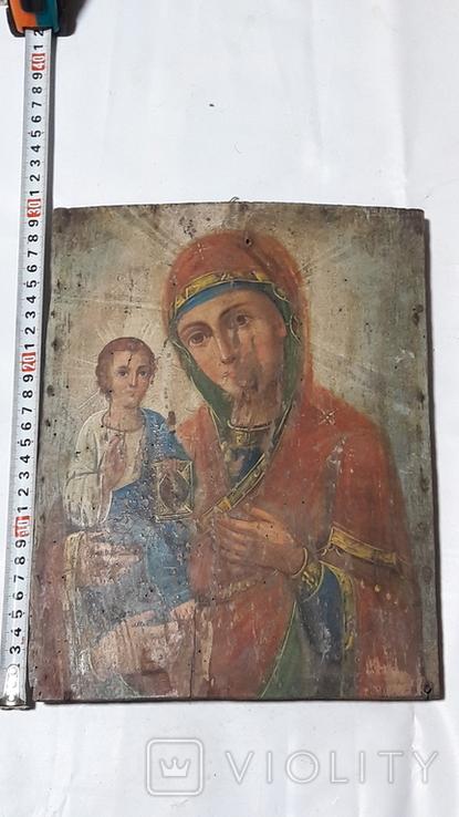Икона Божьей Матери.(Троеручица), фото №12