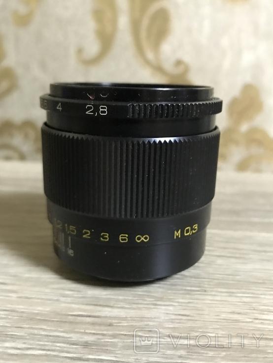 Индустар 61Л/З, фото №3