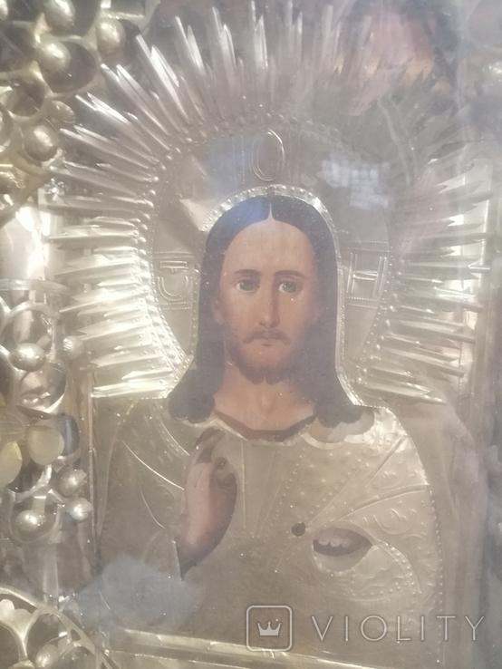 Икона Господь Вседержитель, фото №4