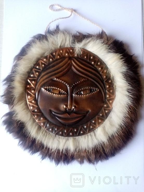 Сувенир на стенку. Нганасанка., фото №2