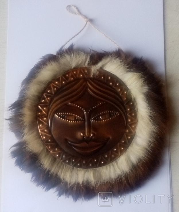 Сувенир на стенку. Нганасанка., фото №3