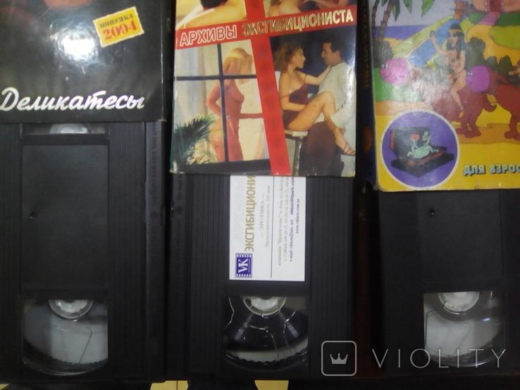 видеокассеты для взрослых, фото №5