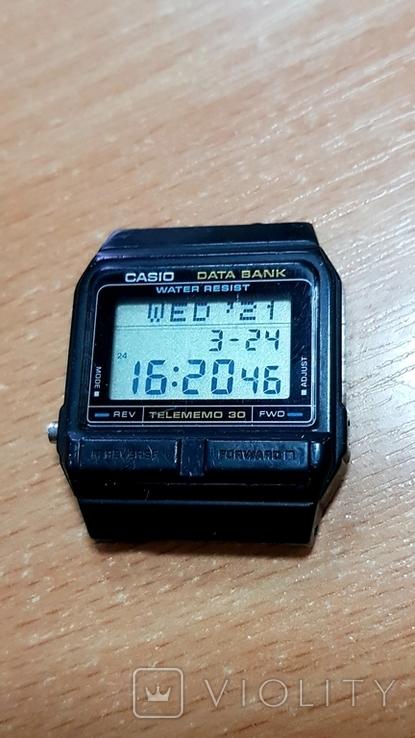 Часы Casio Databank DB 31, фото №2