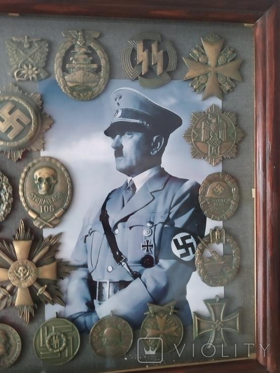 Коллаж с Германских наград. Копии., фото №5