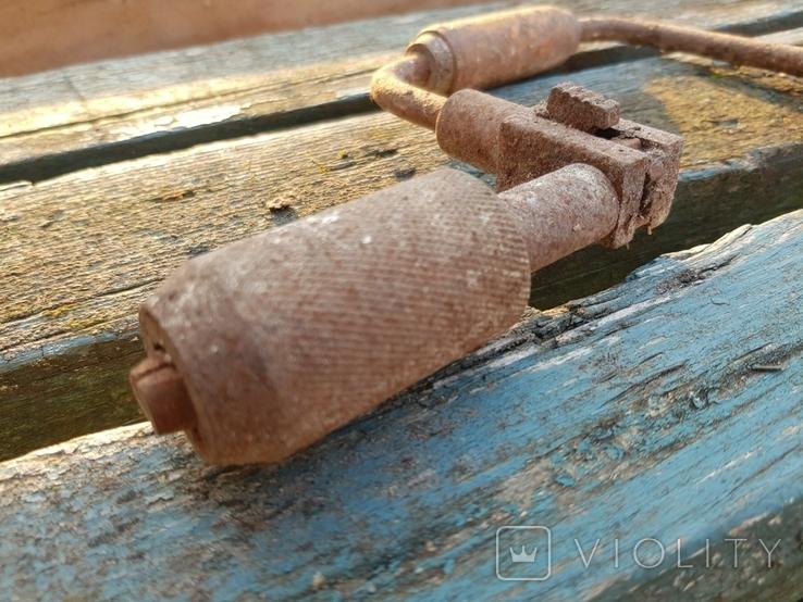 Дрель ручная, фото №3