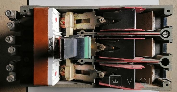 Основный силовой автомат EMA-ELESTER на 400 A, фото №6