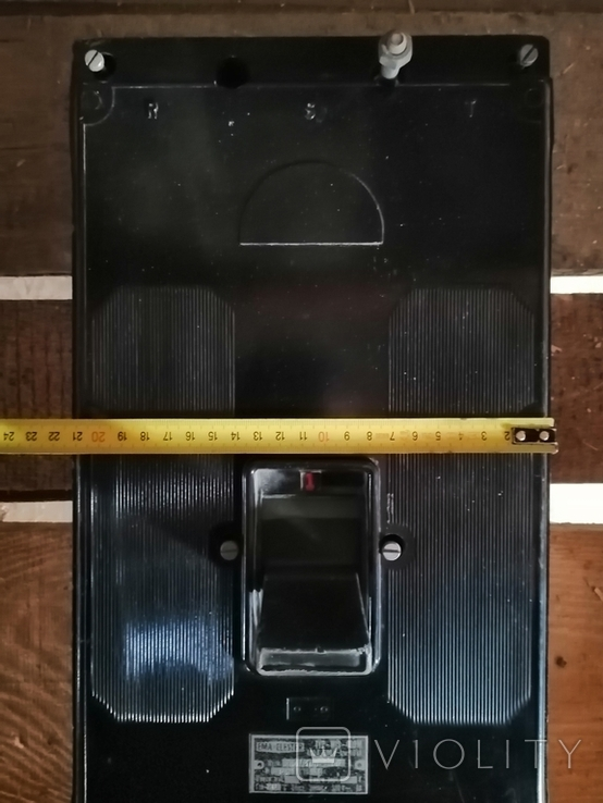 Основный силовой автомат EMA-ELESTER на 400 A, фото №11