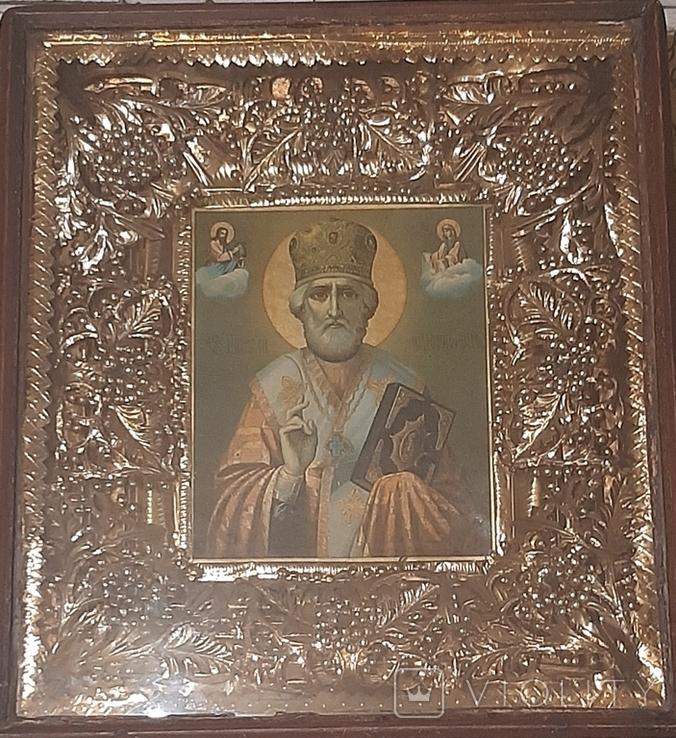Колекція ікон 6 шт. (1 лотом), фото №8