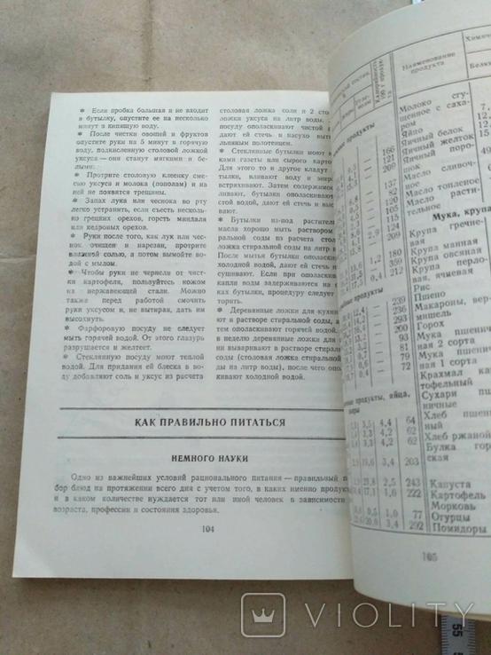 Советы кулинара 1983р, фото №7