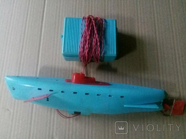 Подводная лодка на управлении СССР, фото №3