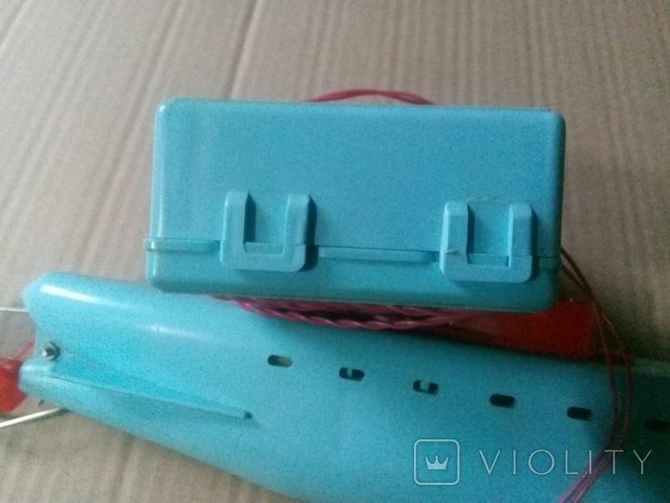 Подводная лодка на управлении СССР, фото №4