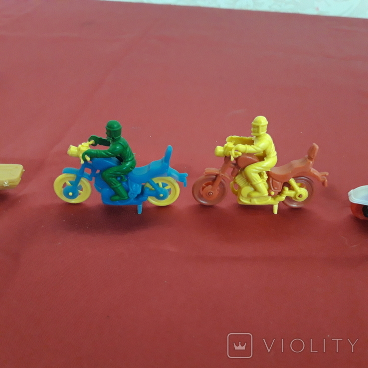 Игрушечный транспорт мотоциклы, фото №3