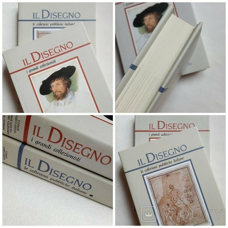 1992-93 - 2 ТОМА - Il Disegno - I Grandi Collezionisti - le collezioni pubbliche italiane, фото №2
