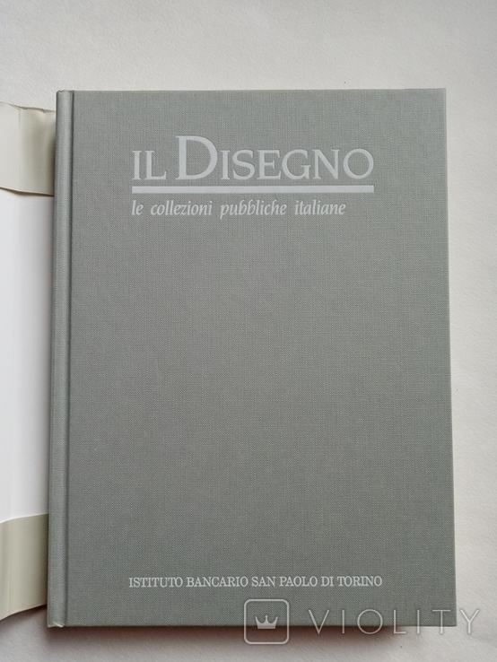 1992-93 - 2 ТОМА - Il Disegno - I Grandi Collezionisti - le collezioni pubbliche italiane, фото №6