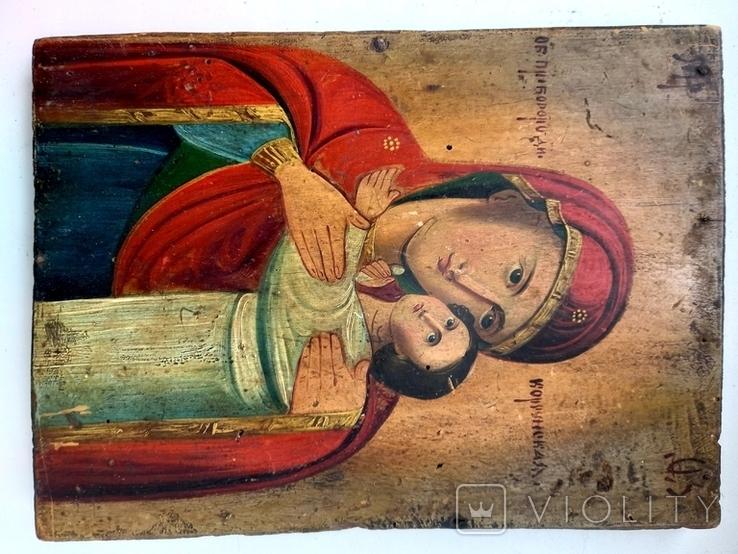 Икона Богородицы Корсунская, фото №3