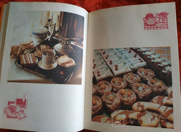 """500 видов домашнего печенья из Венгерской кухни изд. """"Карпаты"""" 1987 год., фото №5"""