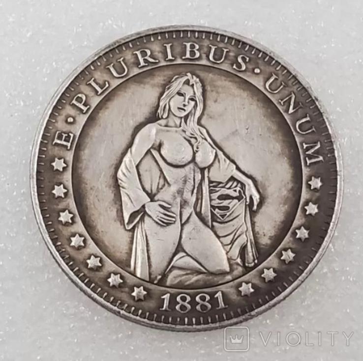 1 доллар США Хобо копия X-32, фото №2