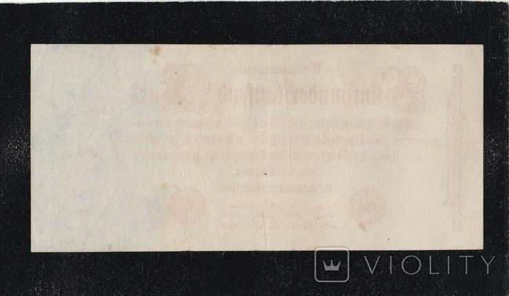 500 000 марок 1923г. 2в-309818. Германия., фото №3