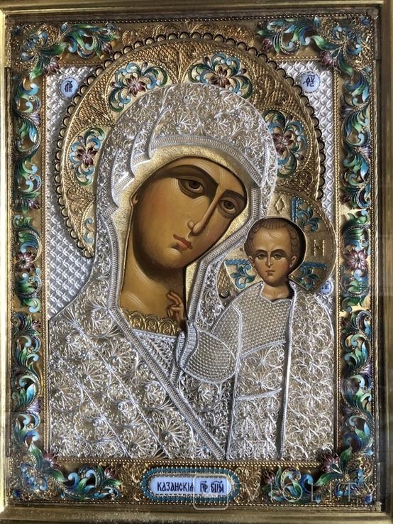 Казанская Пресвятая Богородица, фото №4